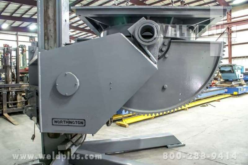 40,000 lb. Worthington Welding Positioner