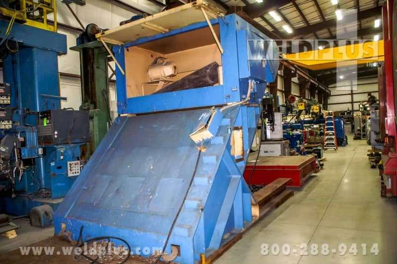 60,000 lb. Aronson Used Weld Positioner