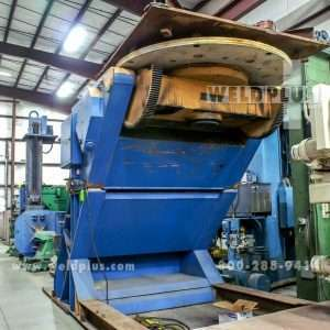 This 60000 lb Aronson Used Weld Positioner is ready for rebuilding. Feel free to give us a call or send us an email