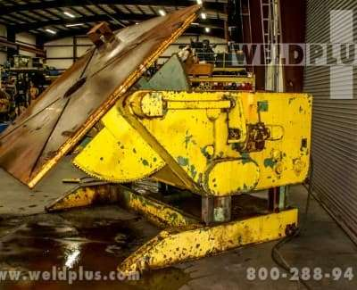 50000 lb Used Aronson Weld Positioner