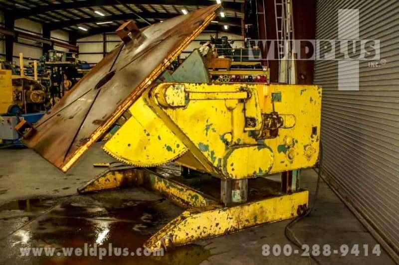 50,000 lb. Used Aronson Weld Positioner