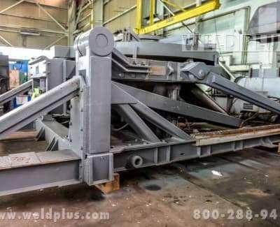 120000 lb Brantford Tool Hydraulic Positioner