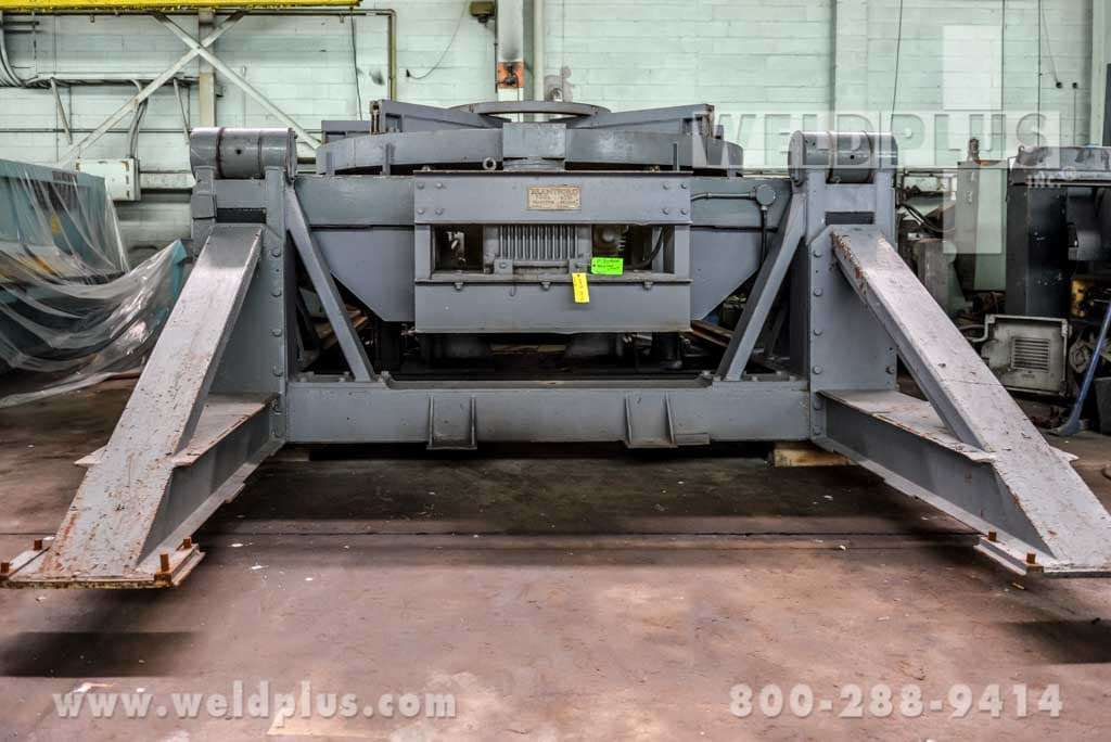 120,000 lb. Brantford Tool Hydraulic Positioner