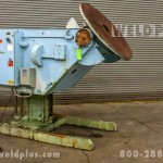 4,500 lb. GE Used Aronson Weld Positioner