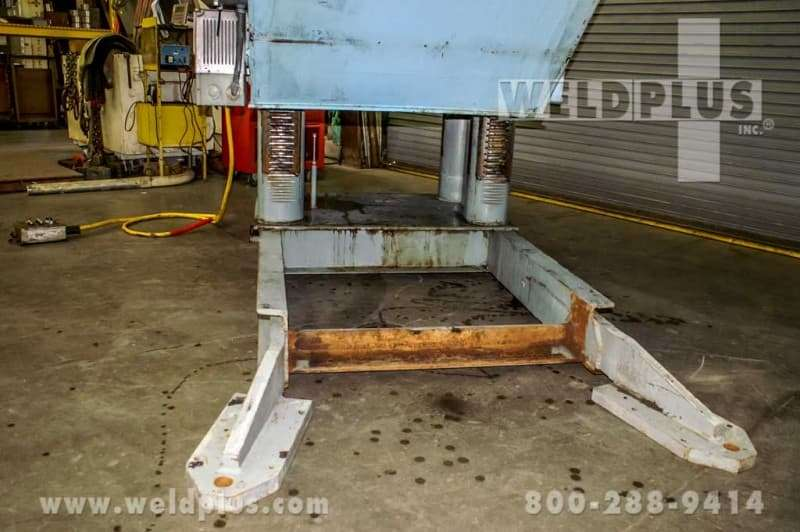 6000 lb Used GE Aronson Welding Positioner