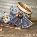 20000 lb Cullen Freistedt Weld Positioner