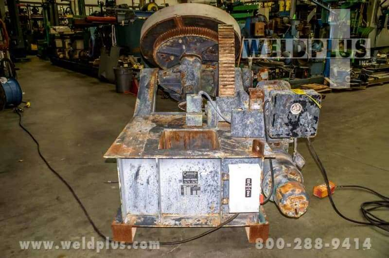 20,000 lb. Cullen Freistedt Weld Positioner