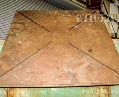40000 lb Used Koike Aronson Welding Positioner