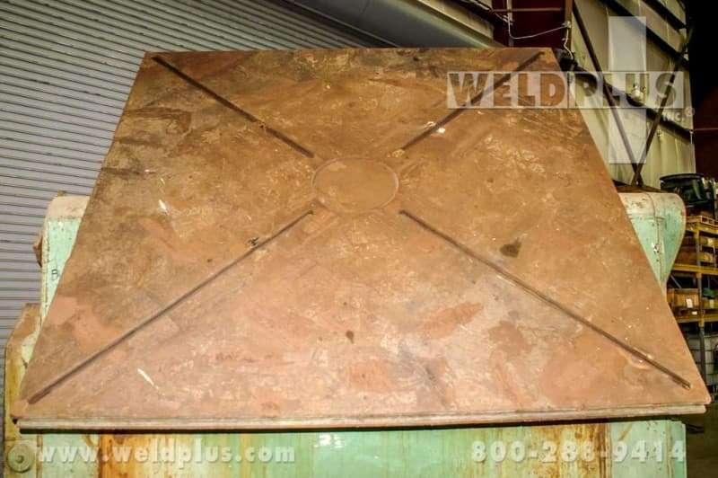 40,000 lb. Used Koike-Aronson Welding Positioner