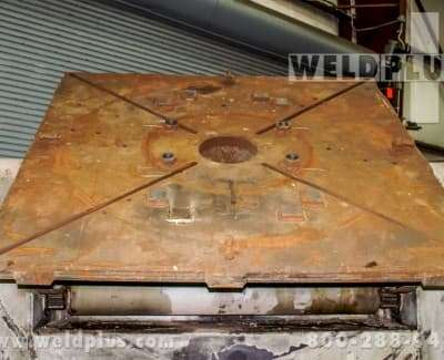 50000 lb Koike Aronson Used Weld Positioner