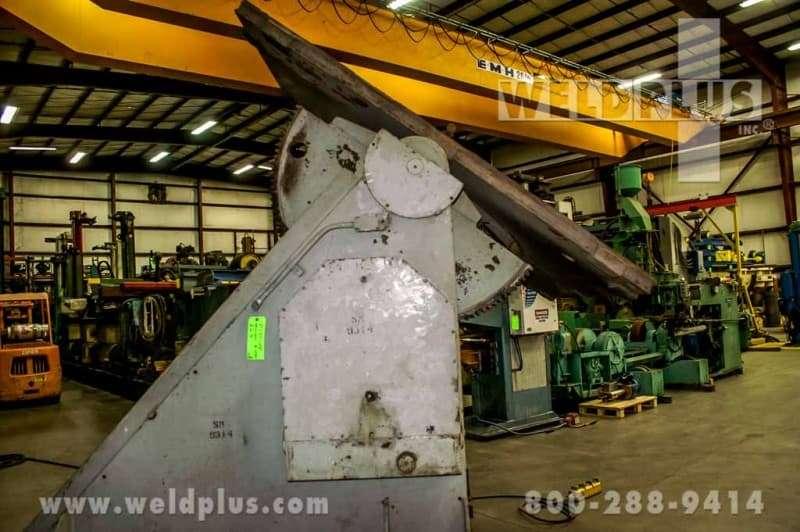 50,000 lb. Koike-Aronson Used Weld Positioner
