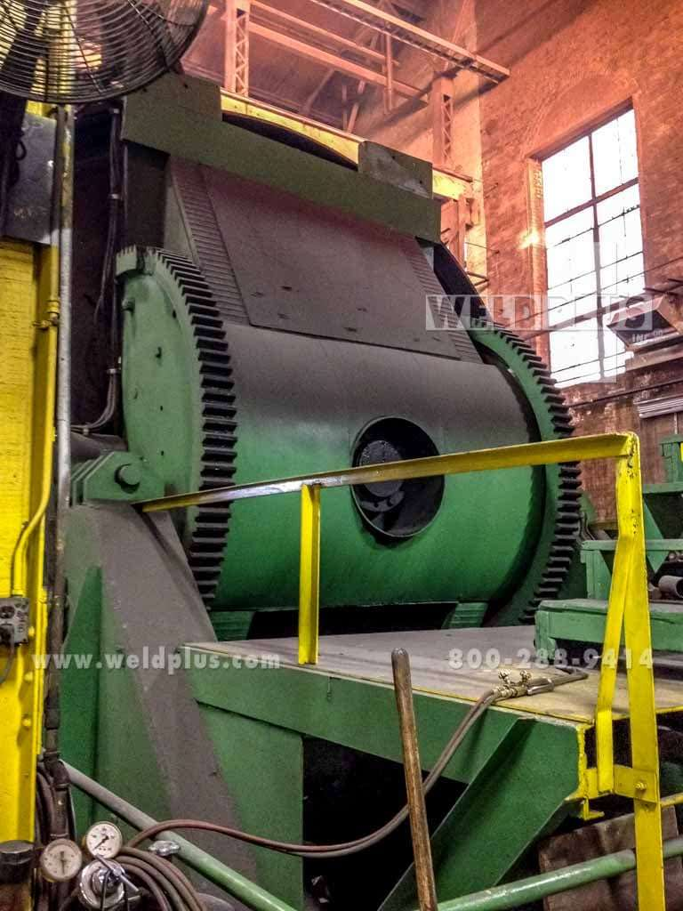 150,000 lb. Jennings Used Weld Positioner