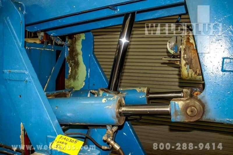 Gabco Hydraulic Beam Positioner 16,000 lb.