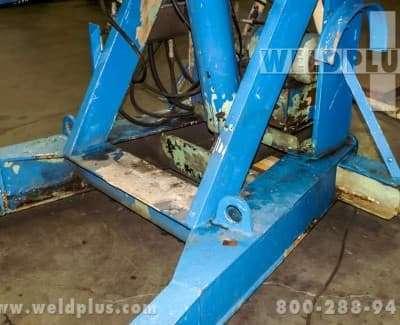 16000 lb Gabco Hydraulic Beam Positioner