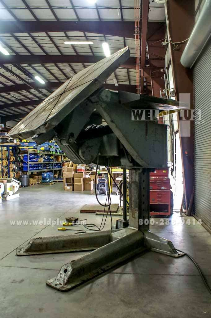 16,800 lb. PH Used Welding Positioner