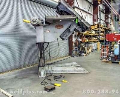 16800 lb PH Used Welding Positioner