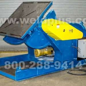 16000 lb Used Ransome Welding Positioner