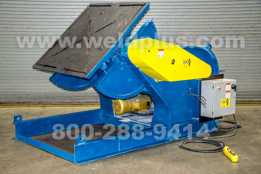 16,000 lb. Used Ransome Welding Positioner