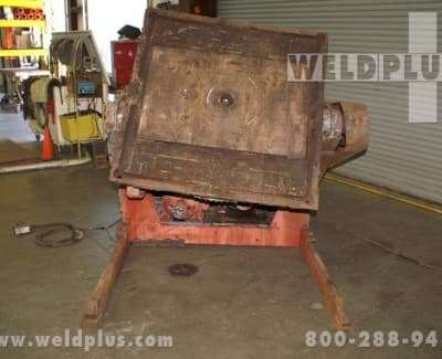 6000 lb Used Pinwheel Ransome Positioner