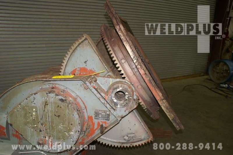 6,000 lb. Used Pinwheel Ransome Positioner