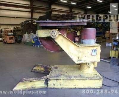 14000 lb Cullen Friestadt Weld Positioner