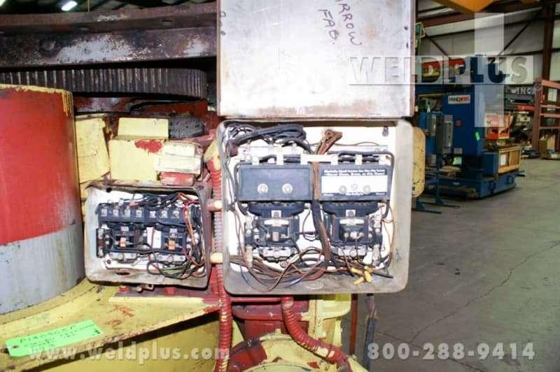 14,000 lb. Cullen-Friestadt Weld Positioner