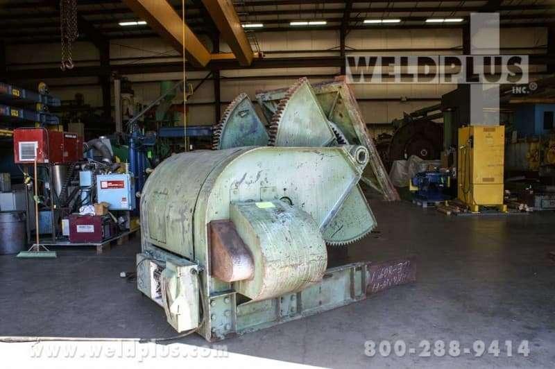 24,000 lb. Used Worthington Weld Positioner