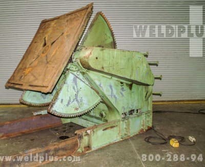 24000 lb Used Worthington Weld Positioner