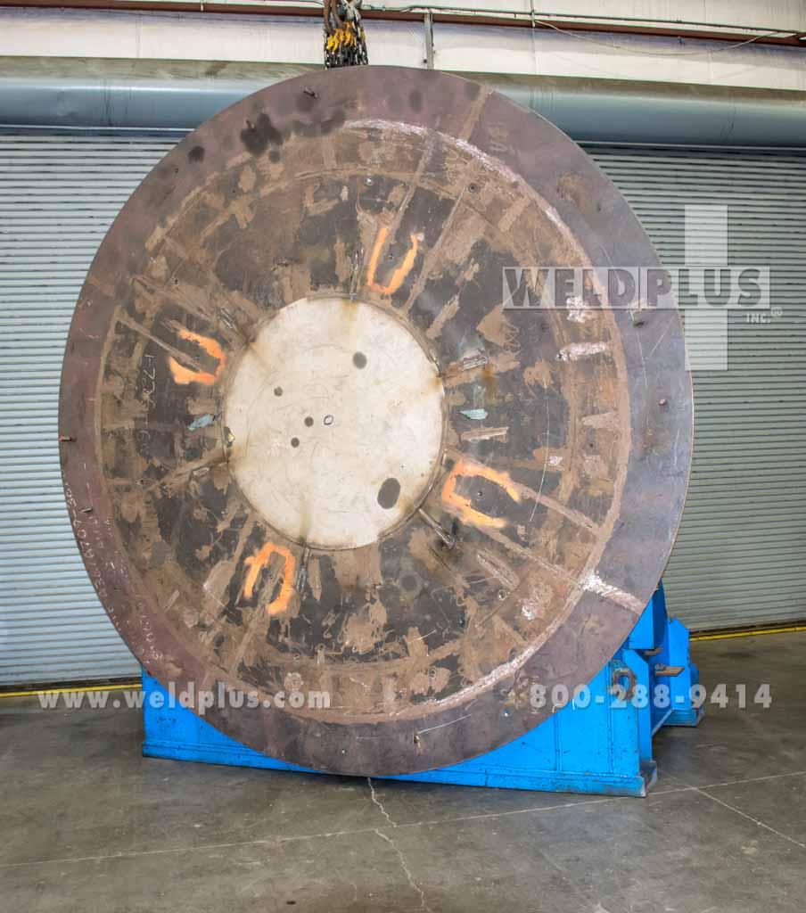 40,000 lb. Used Aronson Welding Positioner