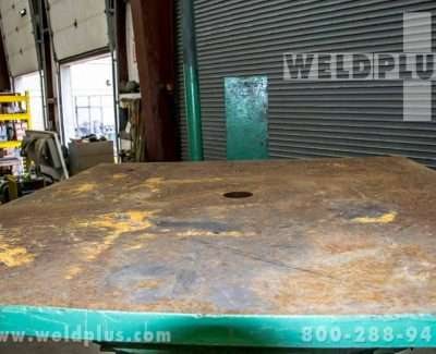 Powered Elevation 10000 lb positioner