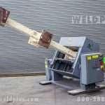 7,000 lb. Used Aronson Tilter Positioner