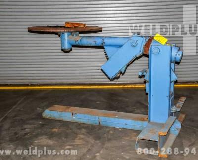4000 lb Universal Balance Welding Positioner