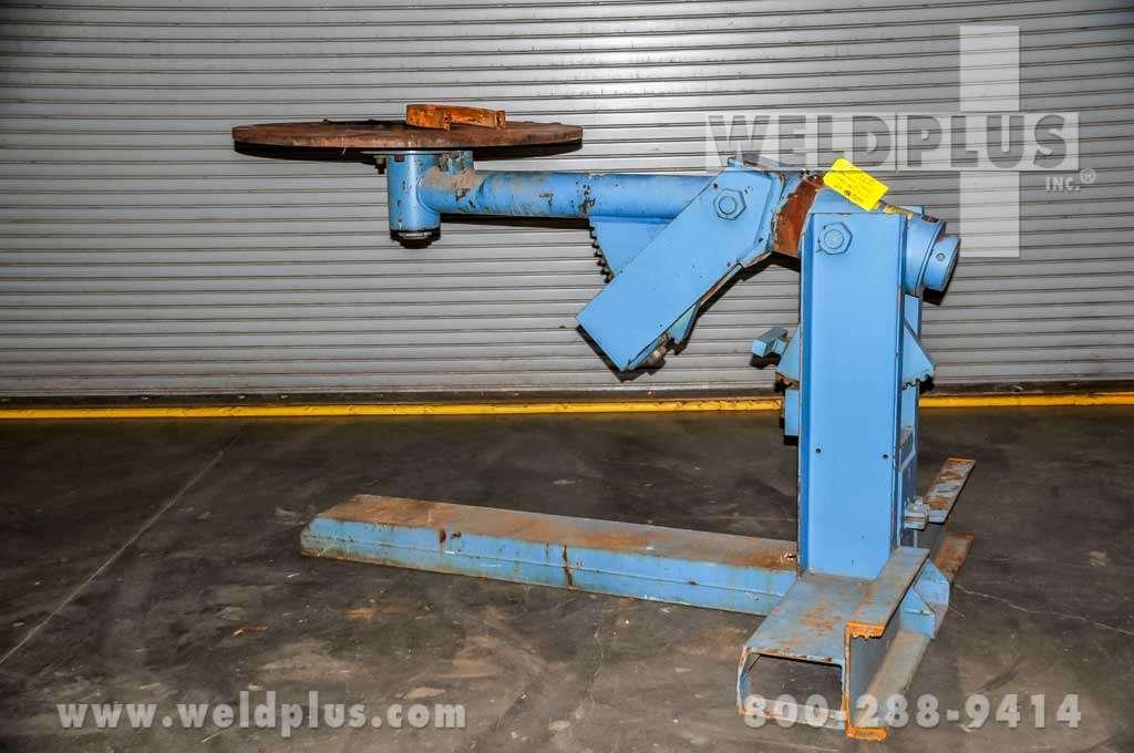 4,000 lb. Universal Balance Welding Positioner