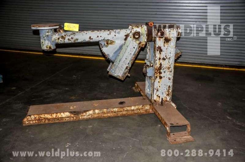 4,000 lb. Aronson Universal Balance Positioner
