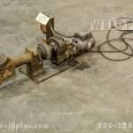 500 lb. Used Aronson Positioner BT500