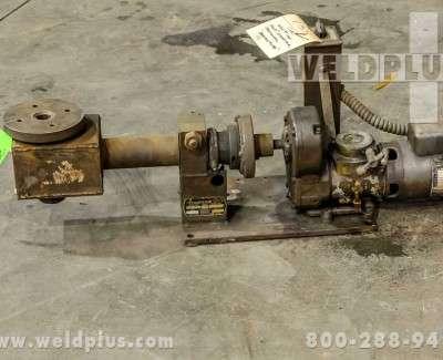500 lb Used Aronson Positioner BT500