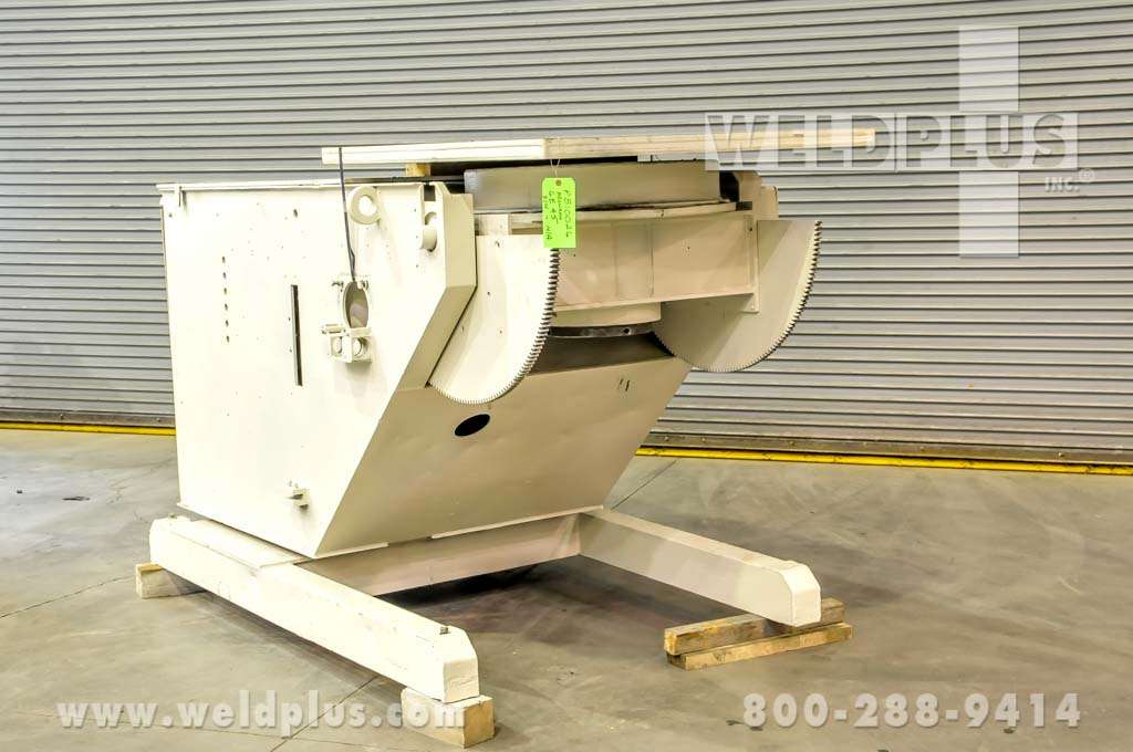 4,500 lb. GE Used Aronson Positioner