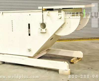 4500 lb GE Used Aronson Positioner