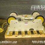 15-5 10 Ton Missouri Mule Turning Rolls