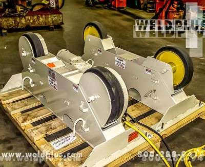 10 ton Missouri Mule Turning Rolls