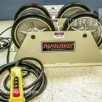 4,000 lb. Pandjiris Piper 3 Turning Rolls