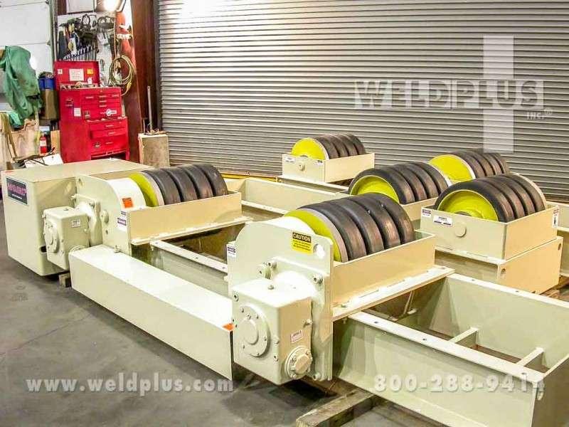 90 Ton Pandjiris Turning Rolls