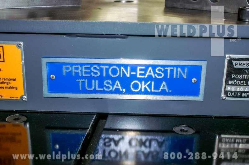 Preston-Eastin Model 30A Quickset Gripper Chuck