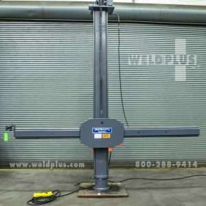 10 x 10 ft. Preston-Eastin Weld Manipulator