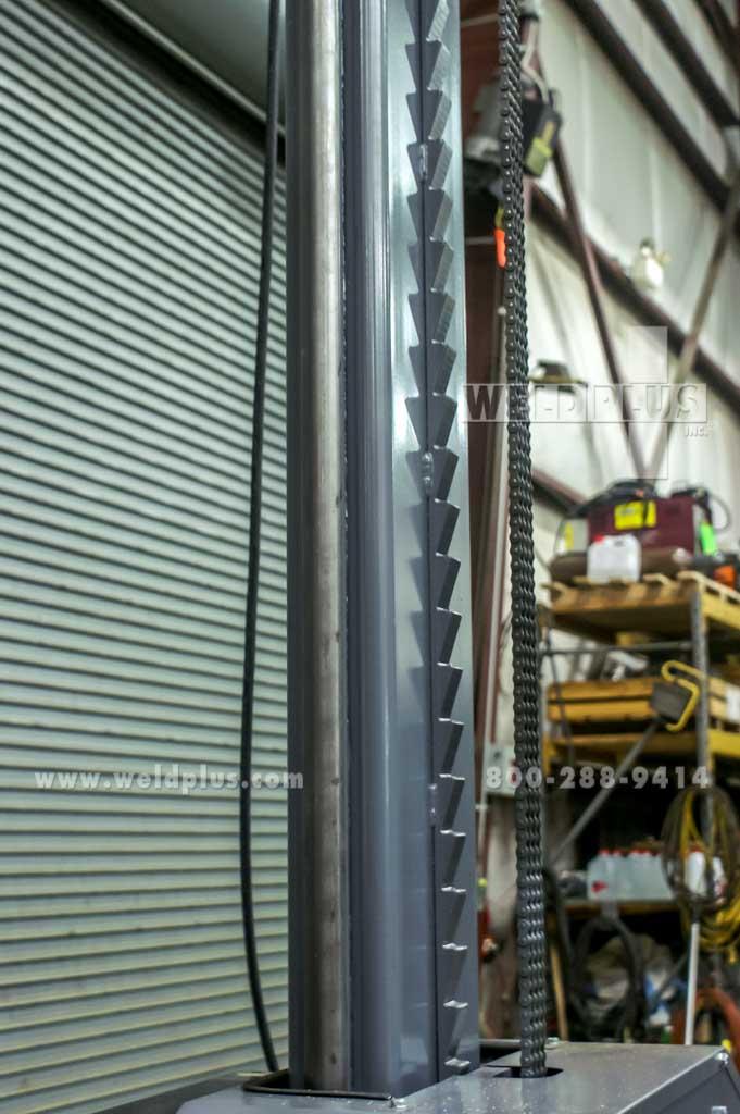 10 x 10 ft. Preston-Eastin Weld Manipulator