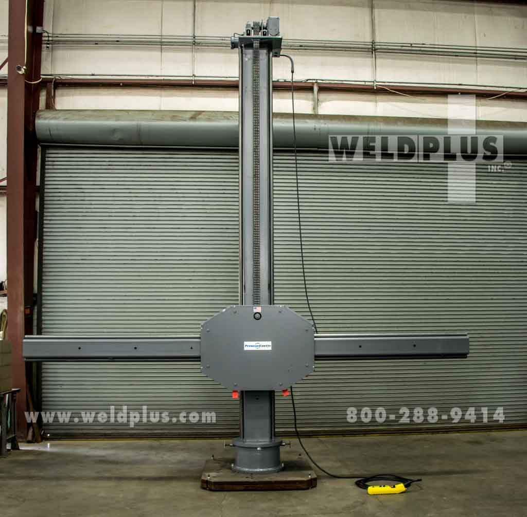 12 'x 12' Preston-Eastin HD Welding Manipulator