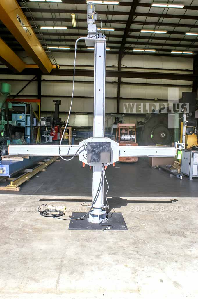 Preston-Eastin Manipulator 8′ x 8′
