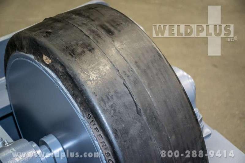 30 Ton Preston-Eastin Turning Rolls