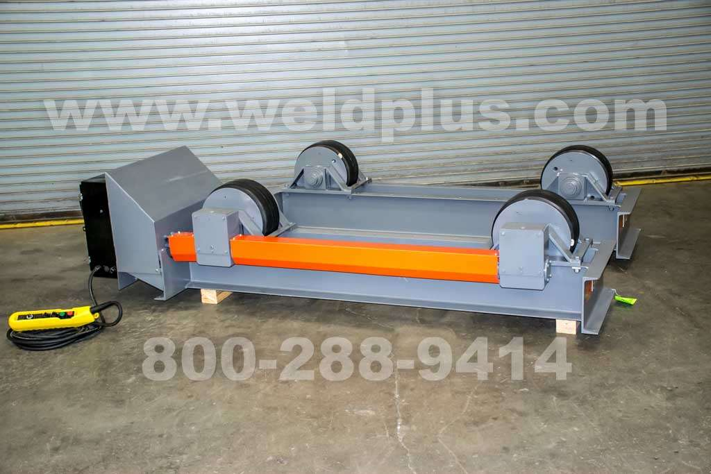 20 Ton Preston-Eastin Turning Rolls