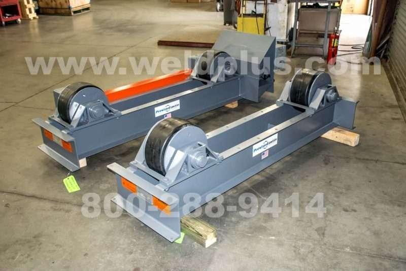 20 Ton Preston-Eastin Turning Rolls
